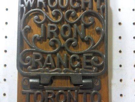 Wrought Iron Range Toronto