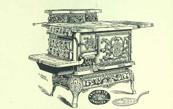 James Smart Stove with Favorite logo