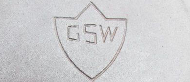 General Steel Wares GSW makers mark