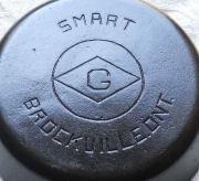 James Smart Large G circle